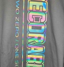 Flexfolie Reflec Rainbow per 10cm