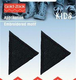 Prym Prym  - applicatie driehoek klein zwart - 925 275