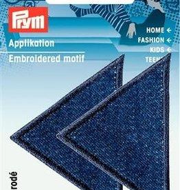 Prym Prym  - applicatie driehoek jeans - 925 470