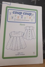 coup coup Nora tuniek voor pop nr 2 - coup coup
