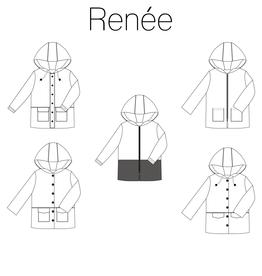 Iris May Renée jas voor kinderen - Iris May