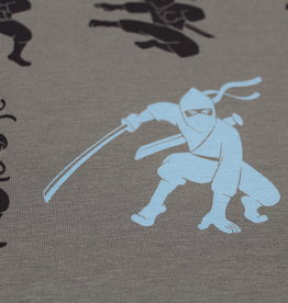 Mies&Moos COUPON Tricot Ninja 30x150cm