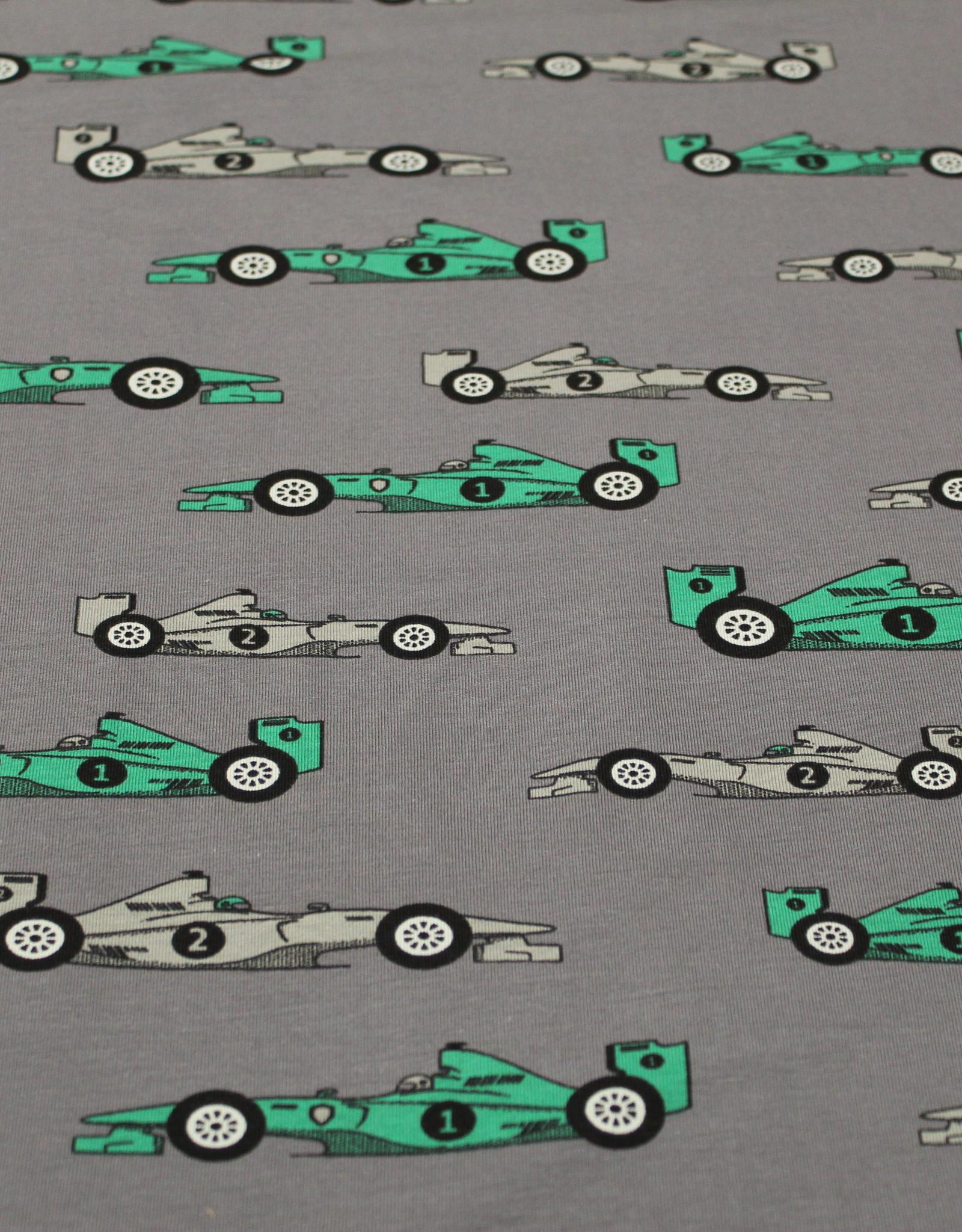 Sam Tricot racecar