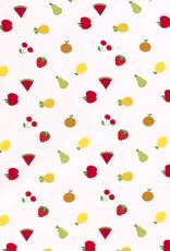 Katoentje wit met fruit