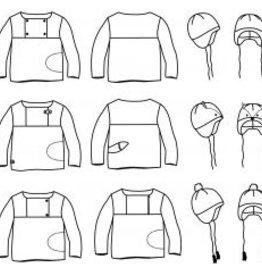 Hugo - Sweater en muts