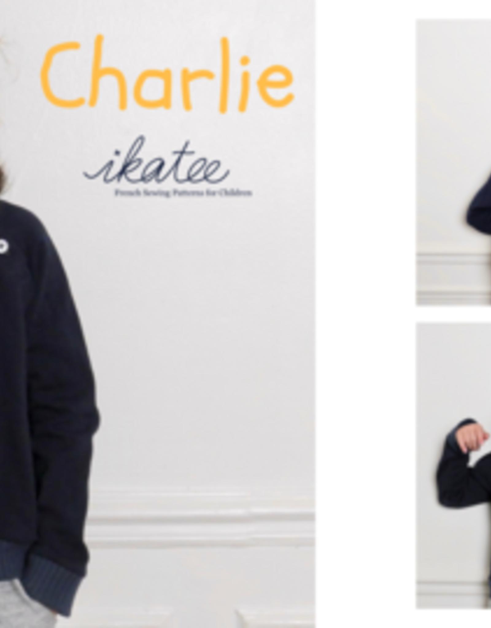 Charlie - Hoodie unisex