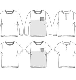 Ikatee Marcel - T-shirt