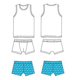Ikatee Sébastien - ondergoed set, zwembroek