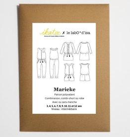 Ikatee Marieke - jumpsuit, playsuit, jurk