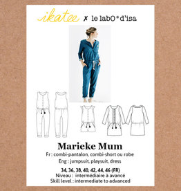 Ikatee Marieke Mum - jumpsuit, playsuit, jurk