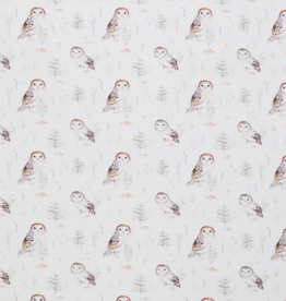 Jersey Digital Print - Owls