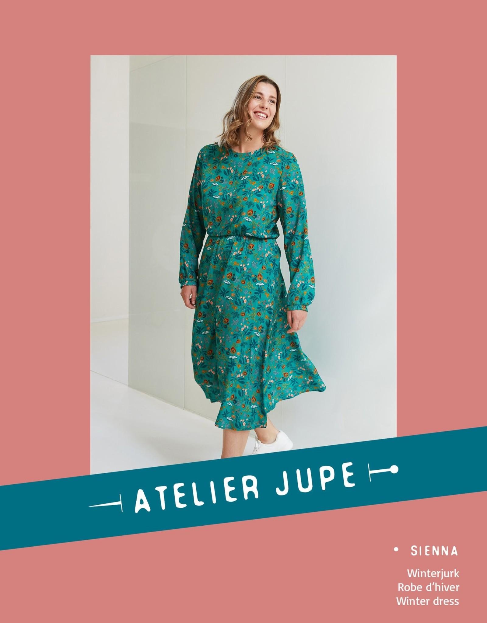 Atelier Jupe Sienna winterjurk - Atelier Jupe