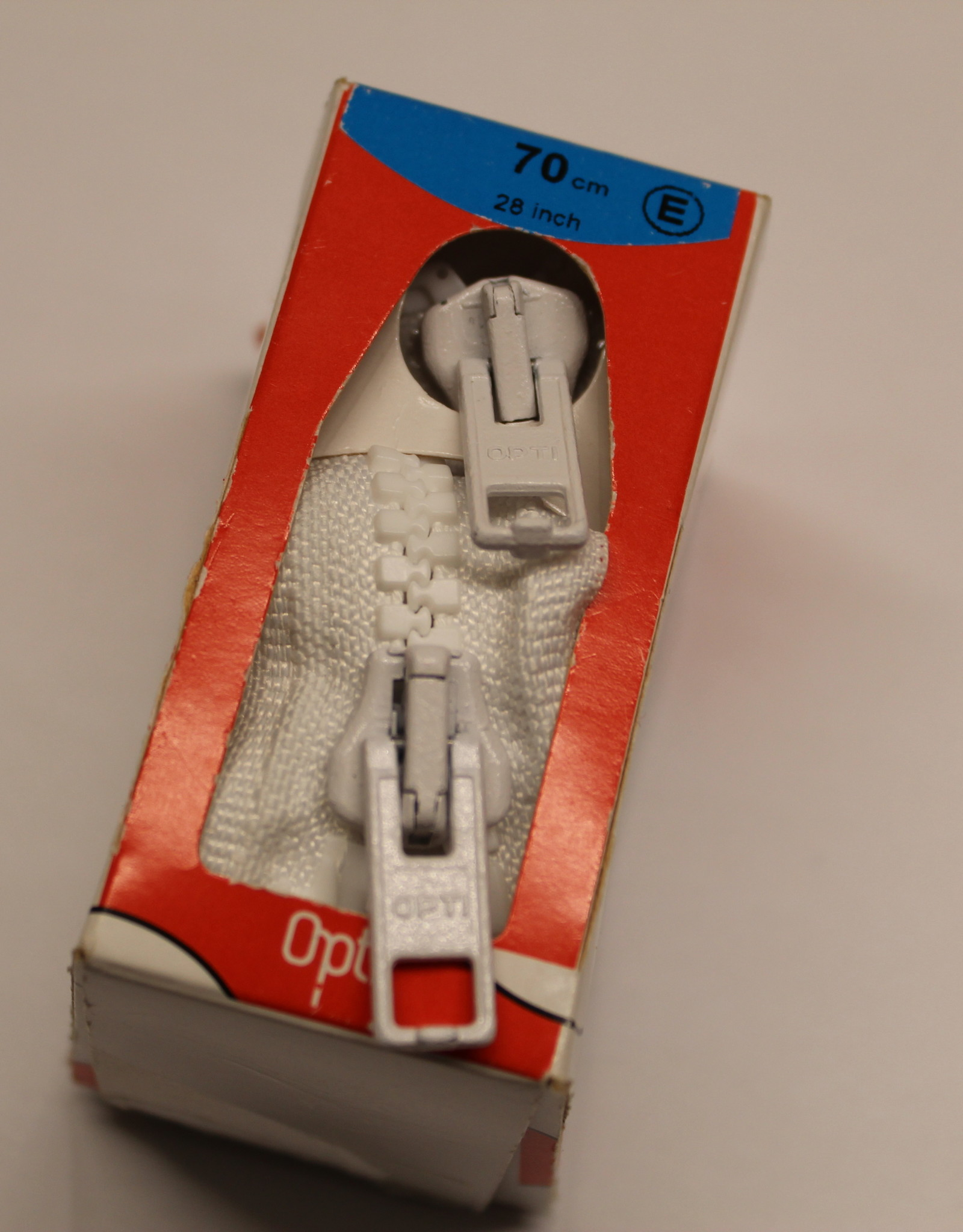 Optilon 2-wegrits P60 sport col.009 wit 70cm