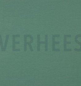 Uni tricot GOTS pastel groen