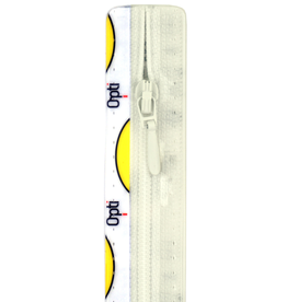 Synthetische rits druppel S40 col.089 40cm