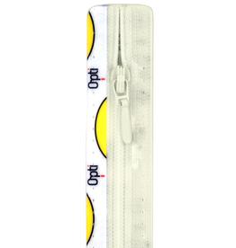 Synthetische rits druppel S40 col.089 25cm
