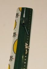 Synthetische rits druppel S40 col.461 30cm