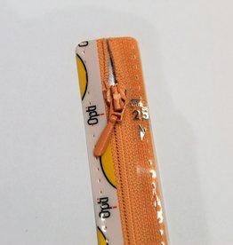 Synthetische rits druppel S40 col.704 60cm
