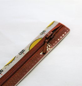Synthetische rits druppel S40 col.987 50cm