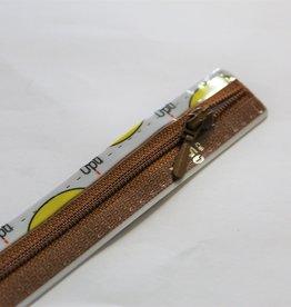 Synthetische rits druppel S40 col.975 55cm