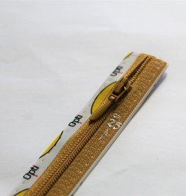 Optilon Synthetische rits druppel S40 col.653 20cm
