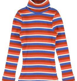 Lily Balou Rib Jersey Stripes - per 50cm!