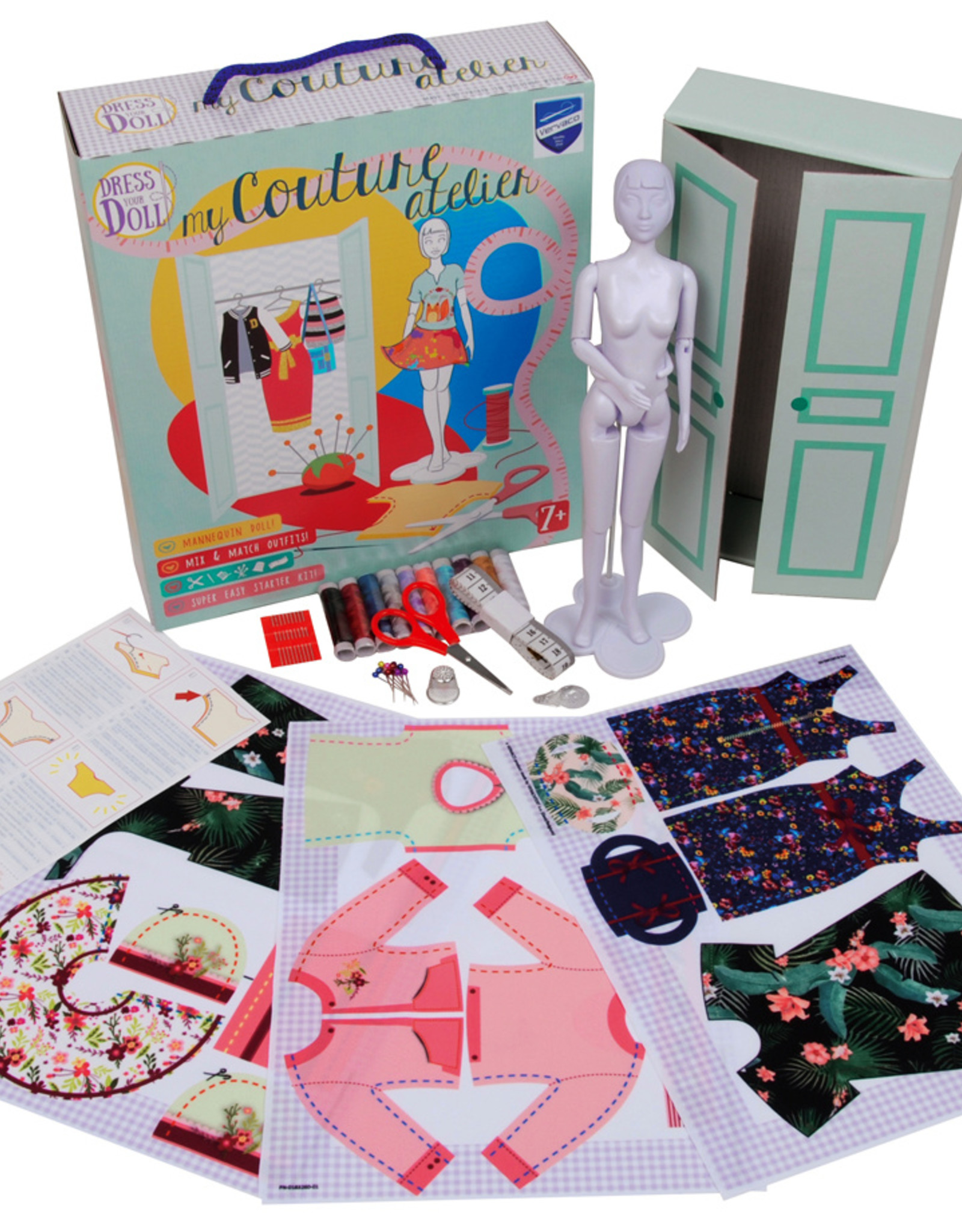 My Couture Atelier - Dress Your Doll