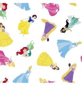 Disney Poplin Disney Princesses