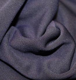 A La Ville Haute Couture Piqué navy/zwart