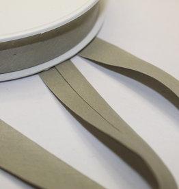 Biais polykatoen 20mm op rol beige col.145