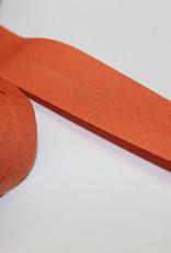 Biais polykatoen 20mm op rol lichtroest col.46