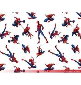 Poplin Disney Spiderman