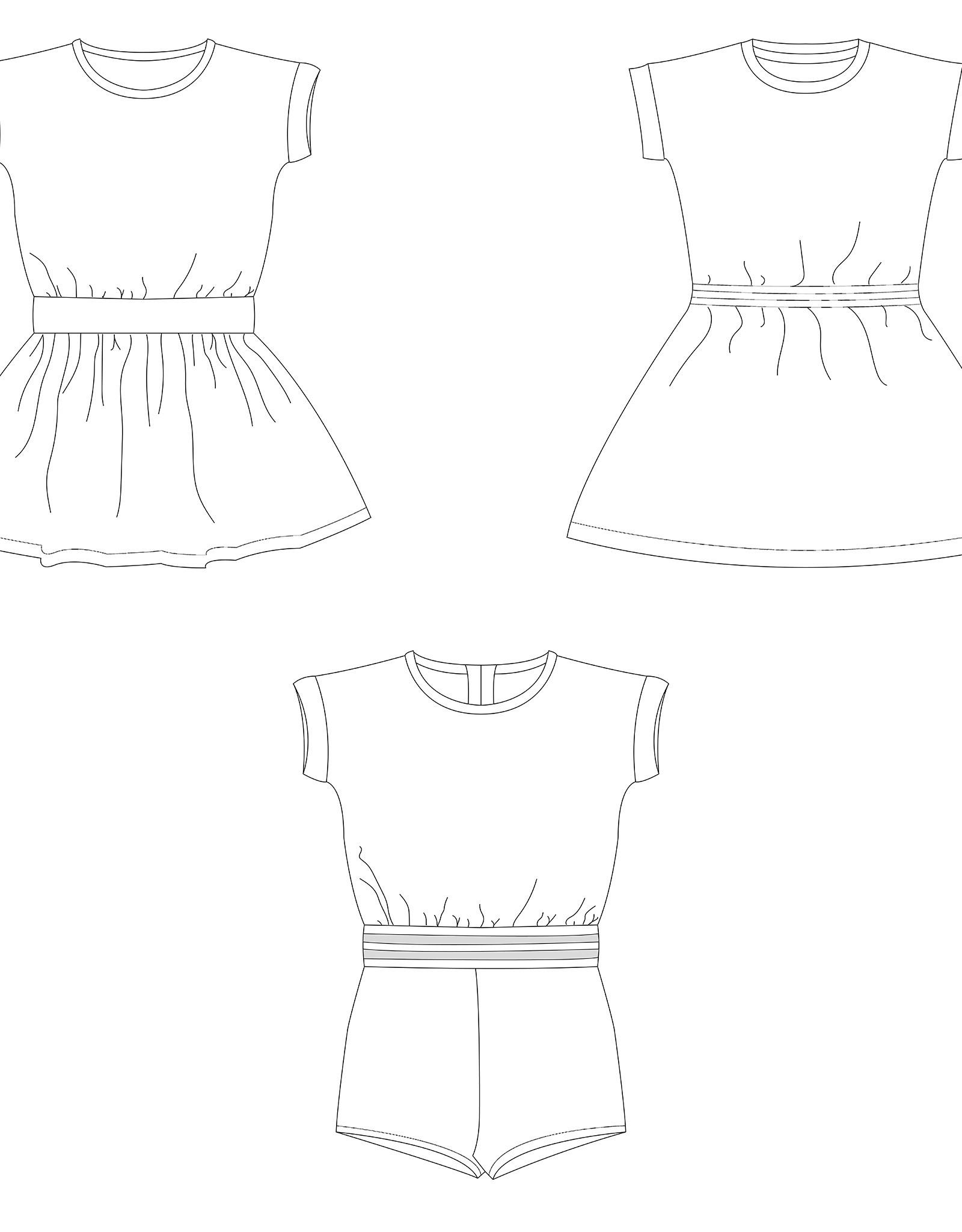 Bel'Etoile Lux jurk en jumpsuit - Bel'Etoile