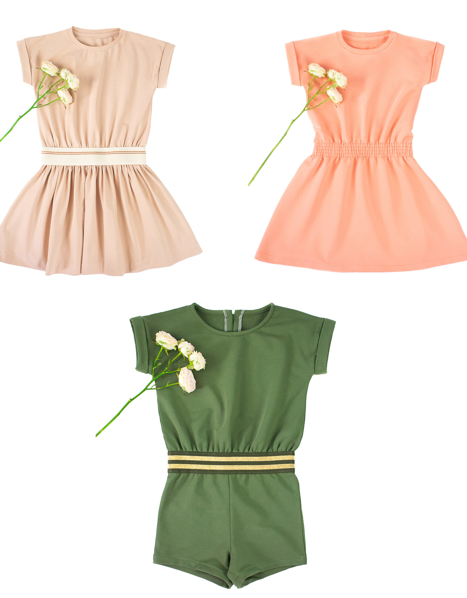 Bel'Etoile Lux jurk voor kinderen
