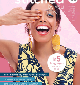 Stitched By You Stitched By You magazine - zomer 2021