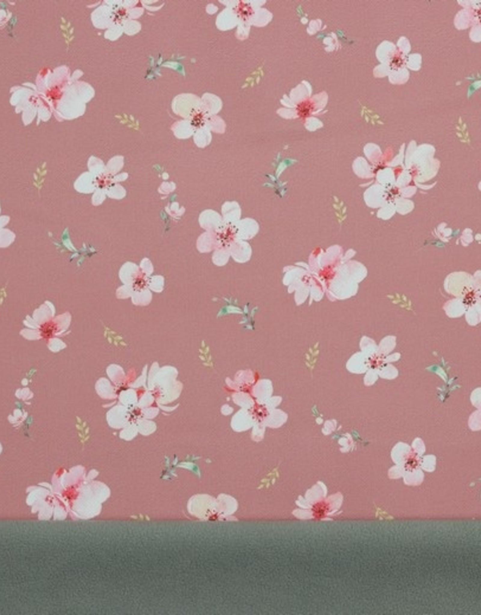 Poppy Softshell Cherry Blossom Oudrose