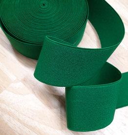 Sierelastiek -zeer sterk- groen 5cm
