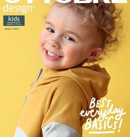 Ottobre Ottobre Design kids  -  Lente 1/2021