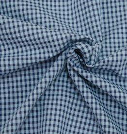 Hilco Seersucker 84 blauw