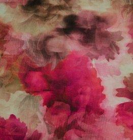 Hilco Pink flow viscosetricot
