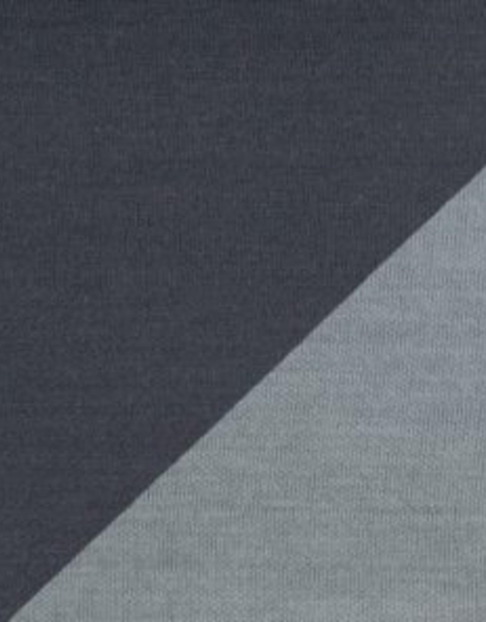 swafing coupon Ida double face viscosetricot ijsblauw/blauwgrijs135x110cm