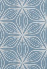 swafing Puristic flowers ijskristallen ijsblauw