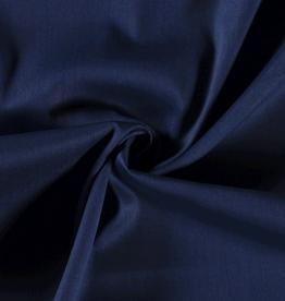 Stretch 4way denim diepste donkerblauw