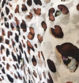 Tencel animal print