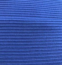 Meet Milk Self-stripe Ottoman Knit Lapis Cobalt - Meet Milk