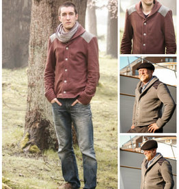 Newcastle Cardigan Menswear no1