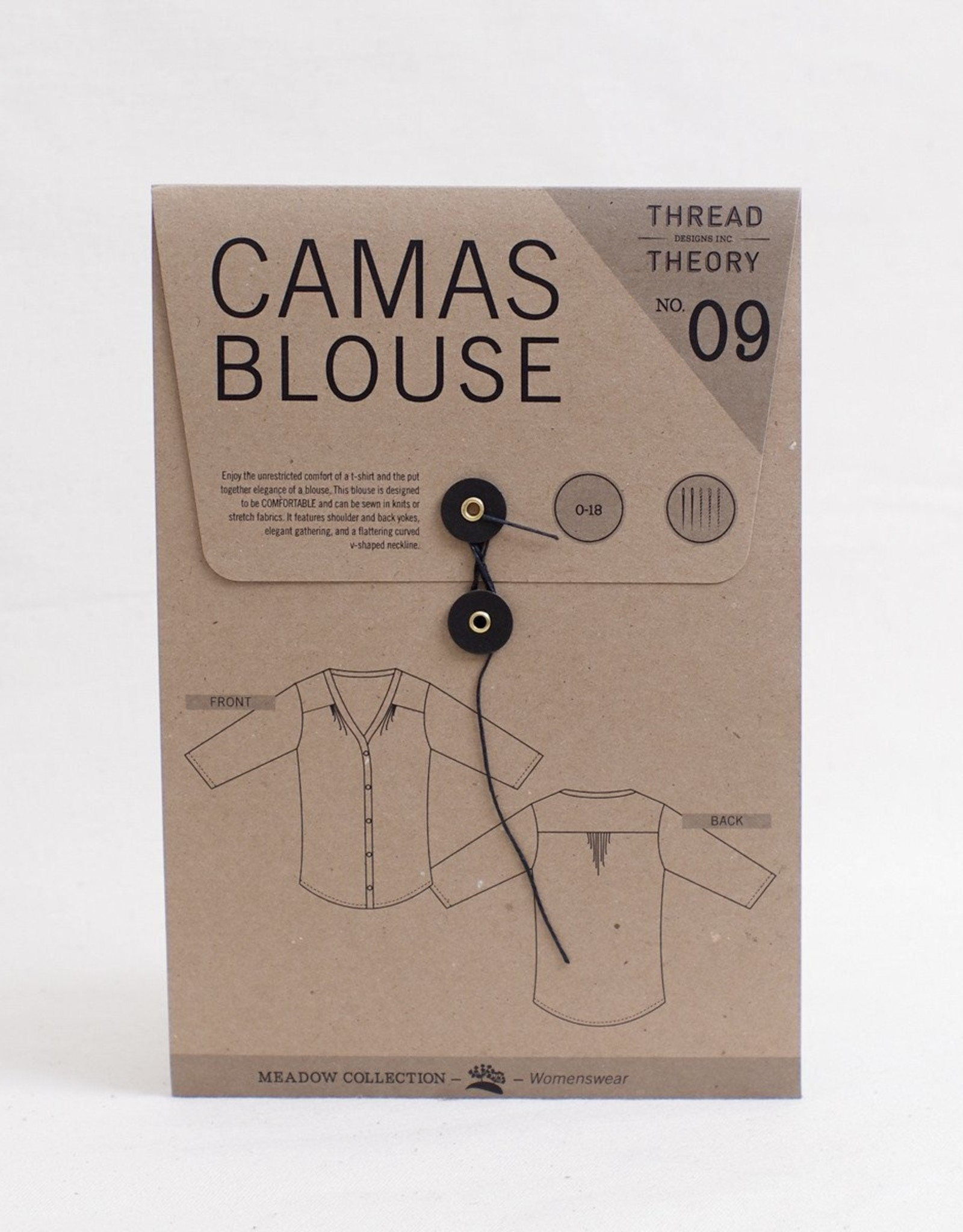 Camas Blouse Womenswear no9