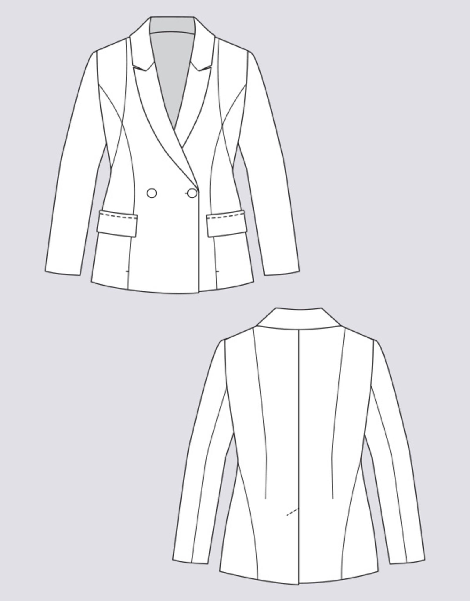 Aava Tailored Blazer