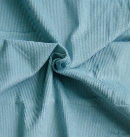 Hilco Kurt corduroy stretch lichtblauw