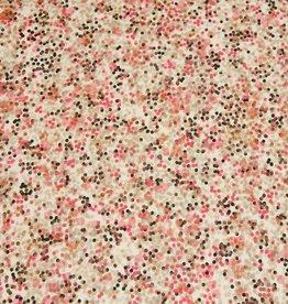 Hilco Sparkle Dots viscosetricot